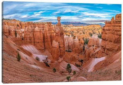 Bryce Panorama Canvas Art Print