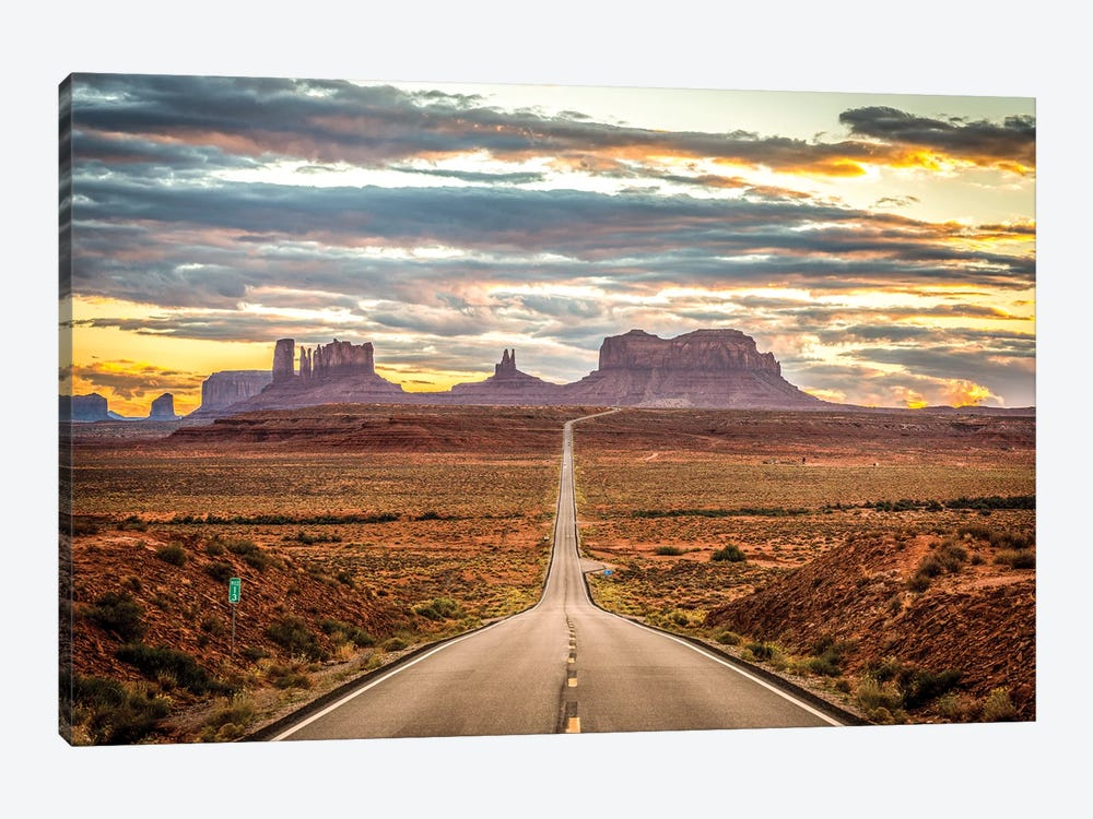Monumental by Marco Carmassi 1-piece Art Print