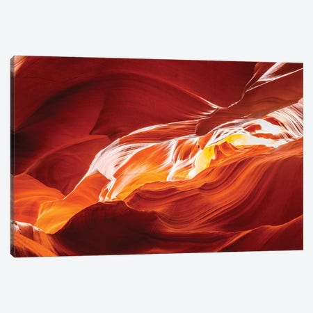 The Wave Canvas Print #MAO236} by Marco Carmassi Art Print