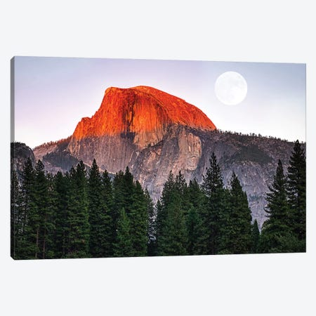 Yosemite Canvas Print #MAO238} by Marco Carmassi Canvas Artwork