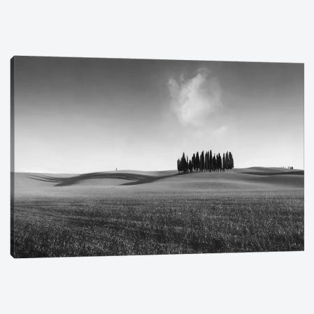 Long Shadows Canvas Print #MAO31} by Marco Carmassi Art Print