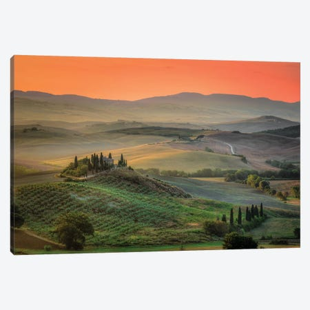 Belvedere Canvas Print #MAO36} by Marco Carmassi Canvas Art