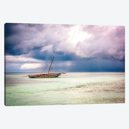 Before The Storm Canvas Print #MAO50} by Marco Carmassi Art Print