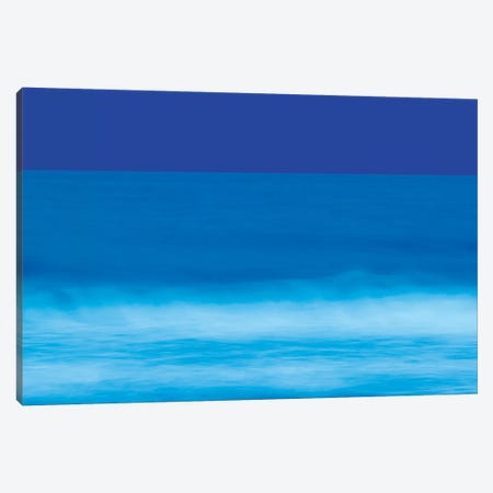Blue Marine Atmosphere Canvas Print #MAO92} by Marco Carmassi Canvas Art Print