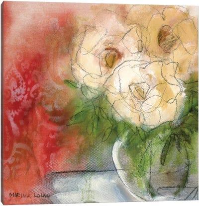 Bouquet I Canvas Art Print