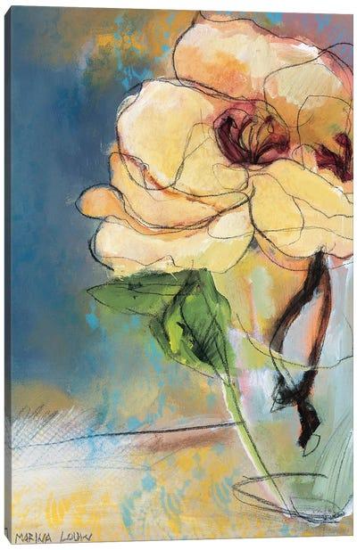 Magnolia Perfection I Canvas Art Print