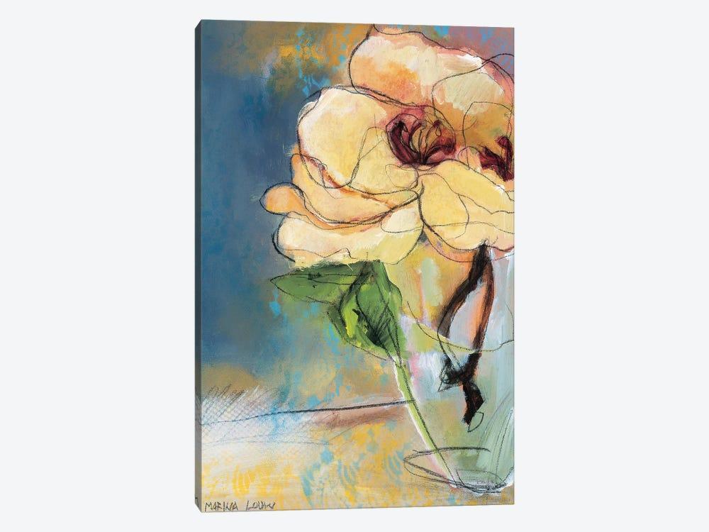 Magnolia Perfection I by Marina Louw 1-piece Canvas Art