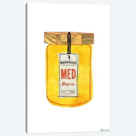 Croatian Honey Canvas Print #MAS12} by Martina Scott Canvas Print