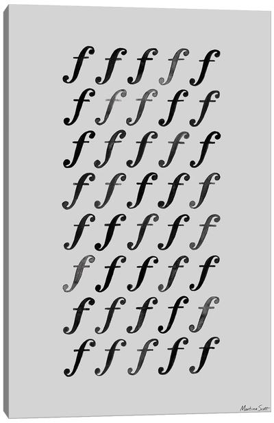 Forty Forte Canvas Art Print
