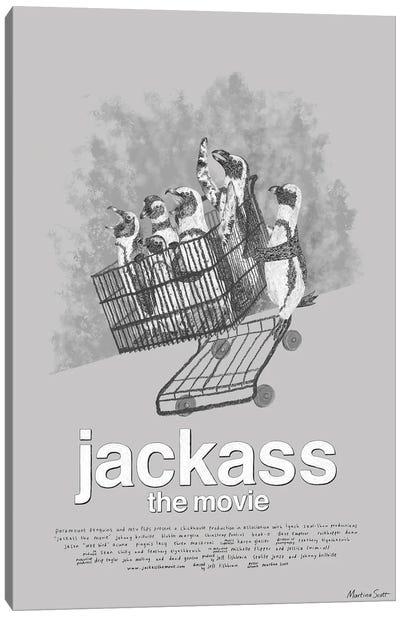 Jackass The Movie Canvas Art Print