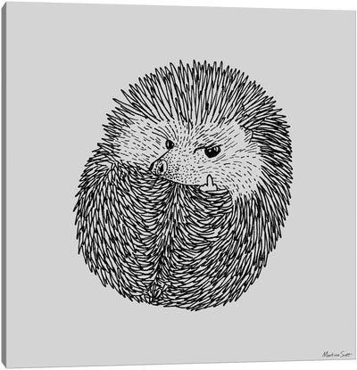 Prick (Grey Edition) Canvas Art Print