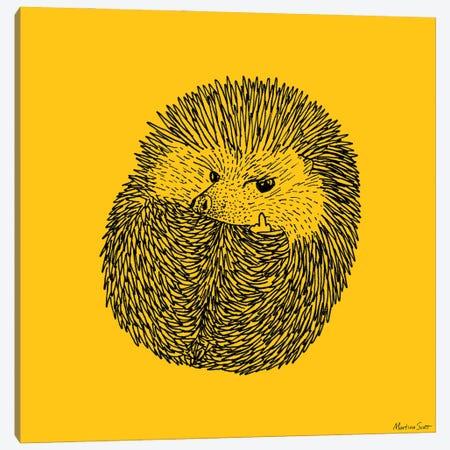 Prick (Yellow Edition) Canvas Print #MAS58} by Martina Scott Canvas Print