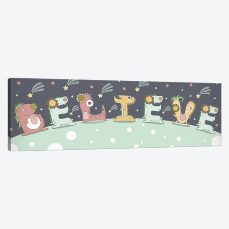 Believe Canvas Print #MAT5} by 5by5collective Canvas Print