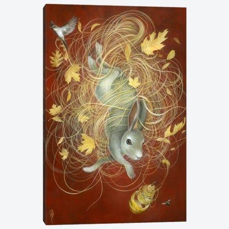 Roscoe's Fall Canvas Print #MAY100} by Dan May Canvas Art Print