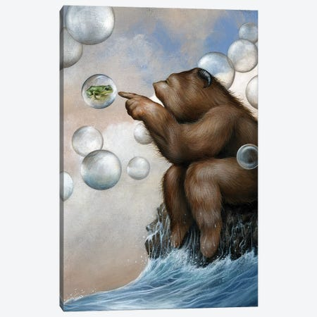 The Drifter Canvas Print #MAY123} by Dan May Canvas Print
