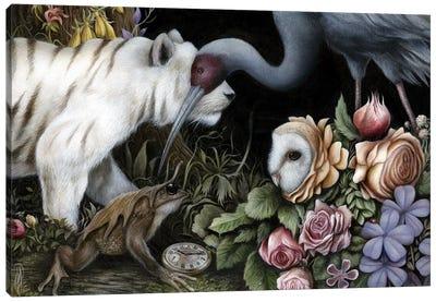 The Reclamation Canvas Art Print