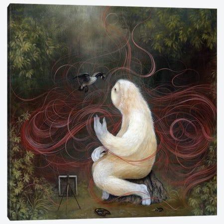 The Seasons Change Canvas Print #MAY135} by Dan May Canvas Art Print