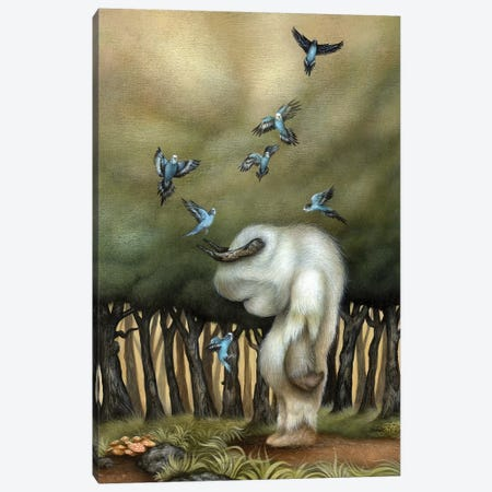 Until We Meet Again Canvas Print #MAY144} by Dan May Canvas Artwork