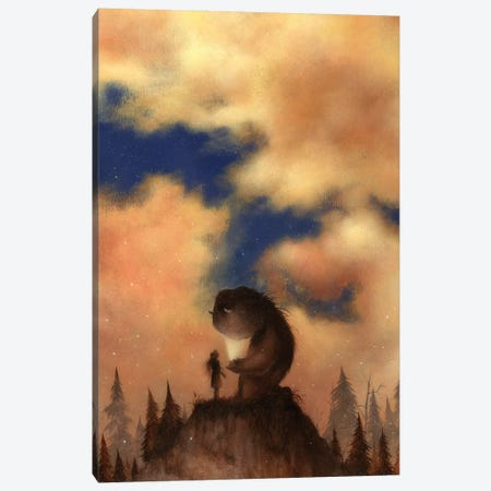 Wonderland Canvas Print #MAY156} by Dan May Canvas Art Print