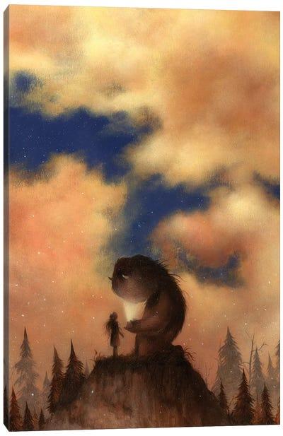 Wonderland Canvas Art Print