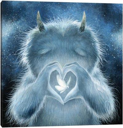 Heartfelt Canvas Art Print