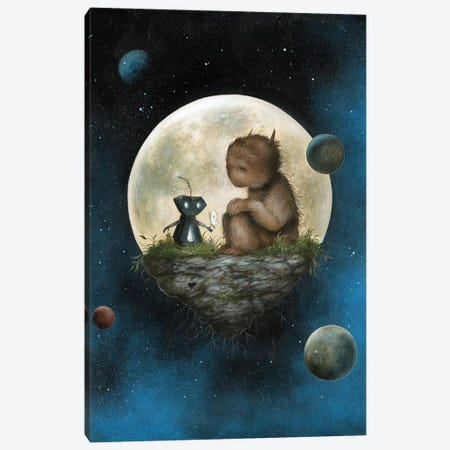 Robud   Canvas Print #MAY161} by Dan May Art Print