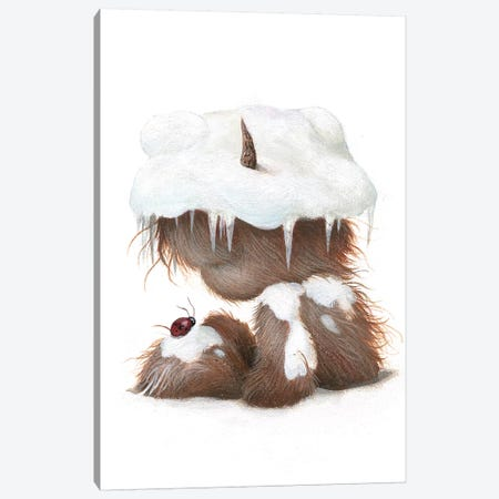 Snowed In Canvas Print #MAY162} by Dan May Canvas Print