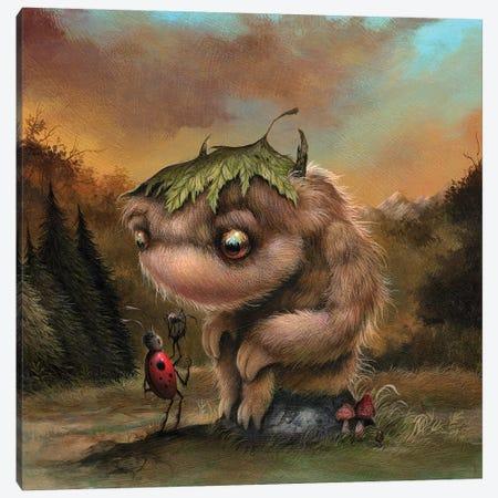 Buggin' Canvas Print #MAY20} by Dan May Canvas Wall Art