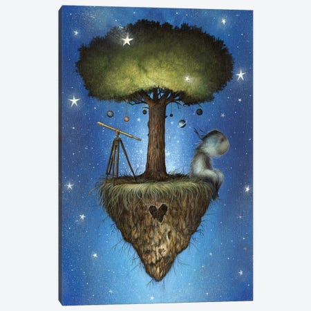 Cosmic Dreamer Canvas Print #MAY28} by Dan May Canvas Art