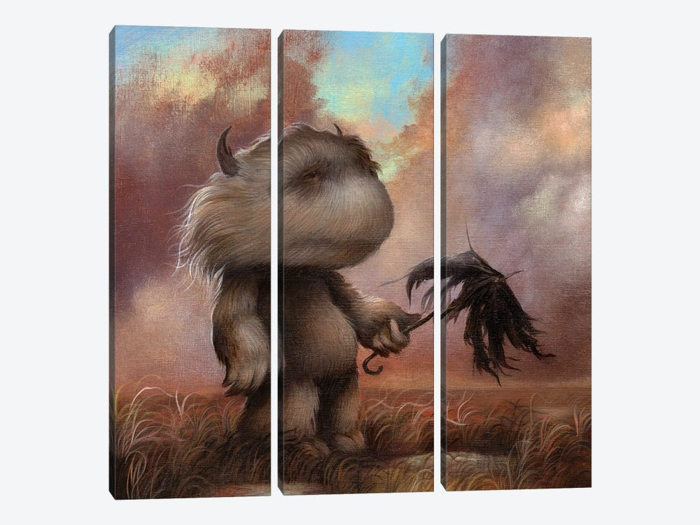 After The Rain by Dan May 3-piece Canvas Art