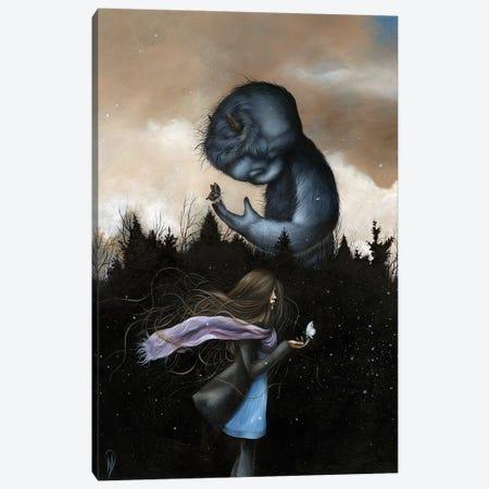 Echo Canvas Print #MAY35} by Dan May Canvas Art