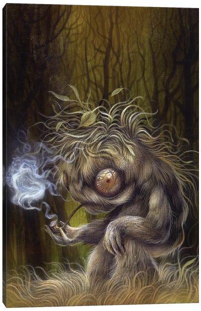 Forest Dweller Canvas Art Print