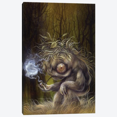Forest Dweller Canvas Print #MAY45} by Dan May Art Print