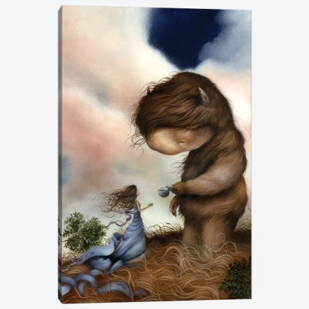 Kindred Spirits Canvas Print #MAY65} by Dan May Canvas Art Print