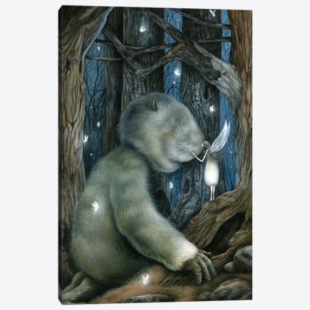 Luminous Whispers Canvas Print #MAY68} by Dan May Canvas Wall Art