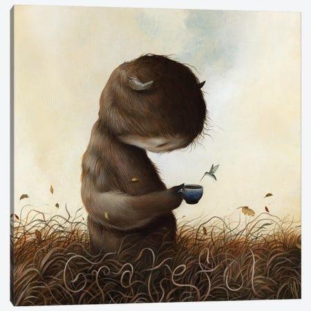 October Morning Canvas Print #MAY78} by Dan May Canvas Art Print