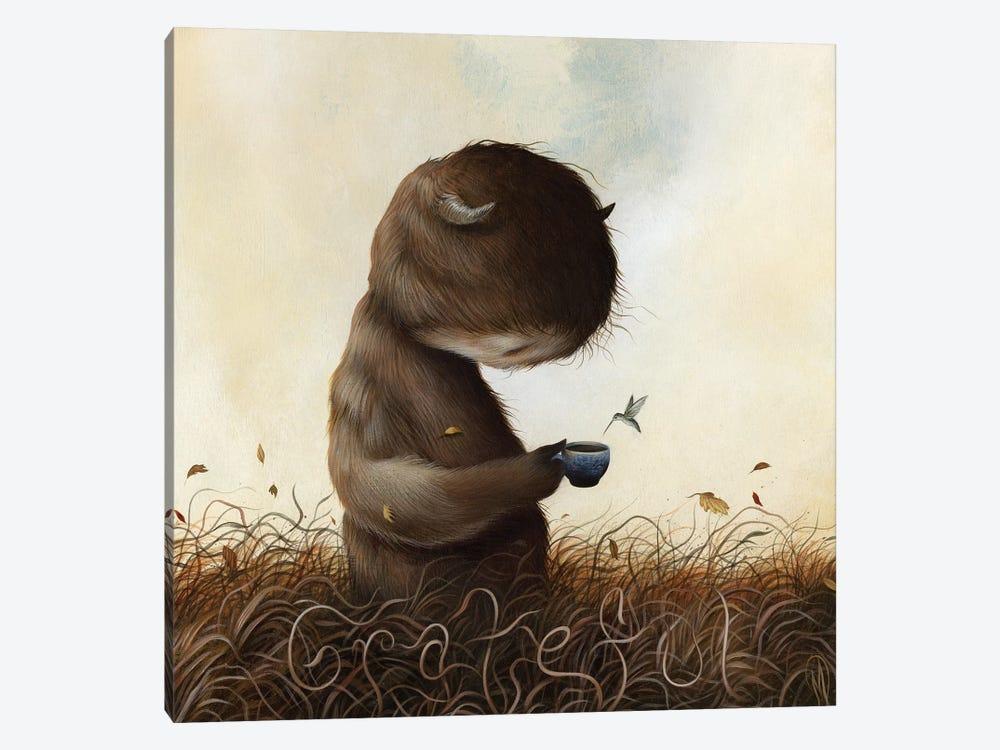 October Morning by Dan May 1-piece Canvas Art Print