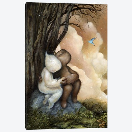 Patient Season Canvas Print #MAY82} by Dan May Canvas Artwork