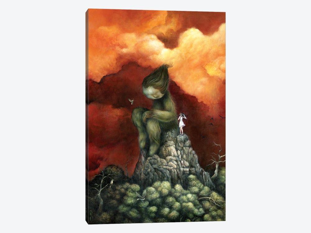 Peak by Dan May 1-piece Canvas Art Print