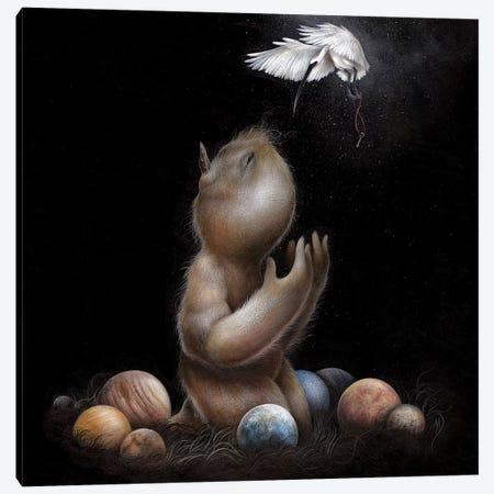 Planetary Pause Canvas Print #MAY86} by Dan May Canvas Art Print