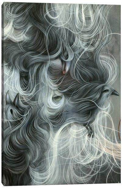 Resistless Hour Canvas Art Print