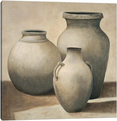 Collezione di vasi Canvas Art Print