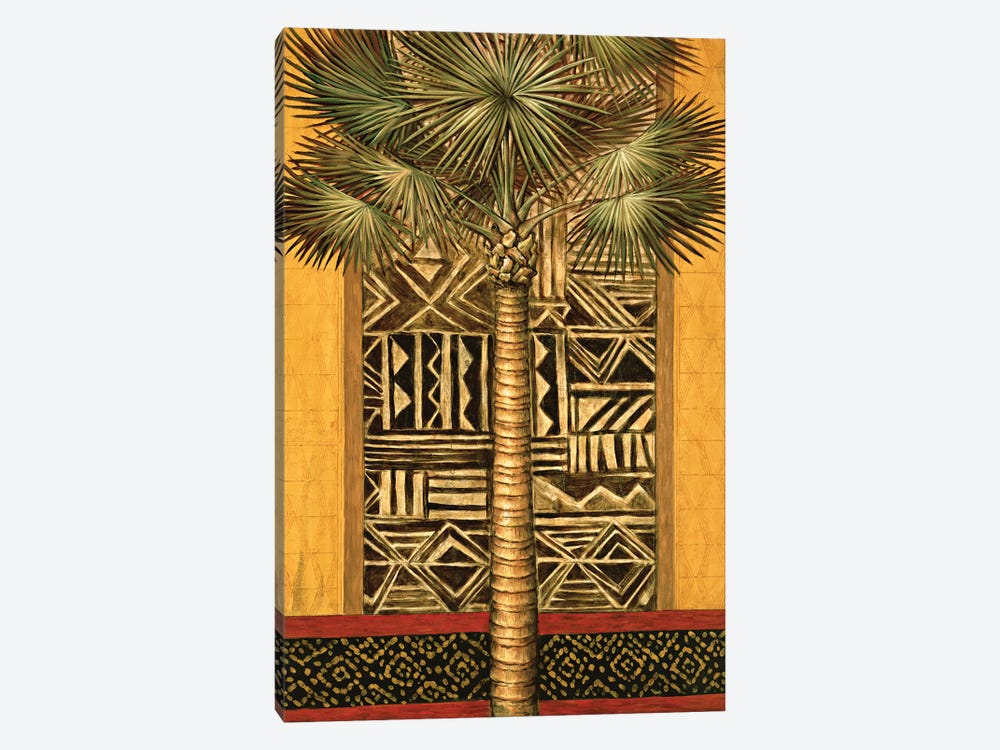 African Evening I by André Mazo 1-piece Canvas Art