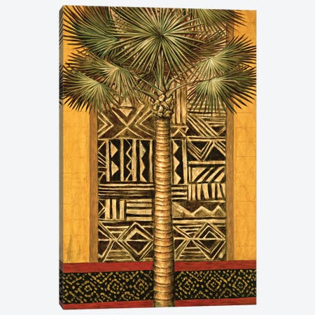 African Evening I Canvas Print #MAZ1} by André Mazo Canvas Art