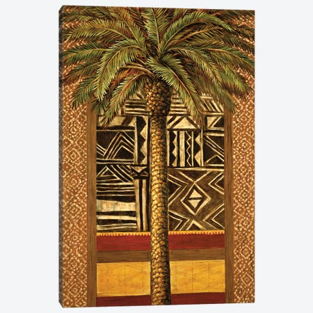 African Evening II 3-Piece Canvas #MAZ2} by André Mazo Canvas Wall Art