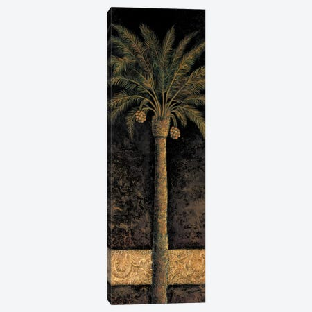 Dusk Palms I Canvas Print #MAZ4} by André Mazo Canvas Art Print