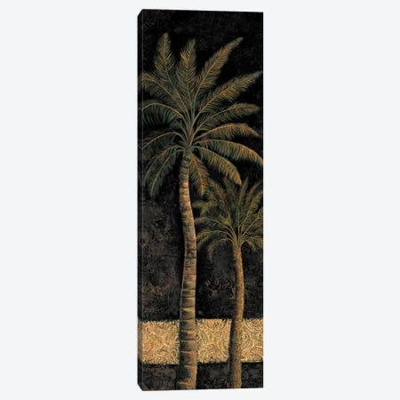 Dusk Palms II Canvas Print #MAZ5} by André Mazo Canvas Print