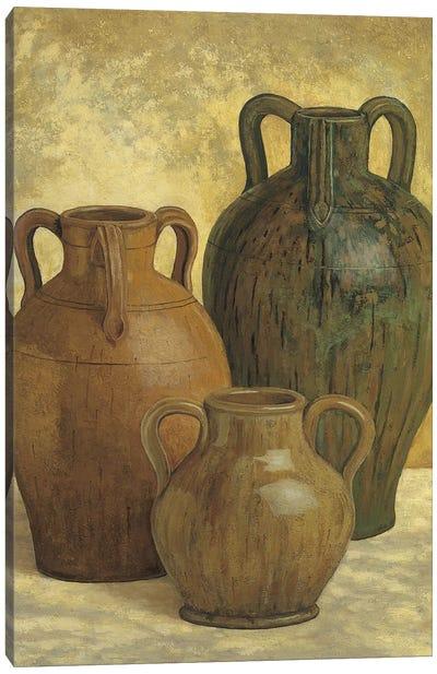 Composizione di vasi Canvas Art Print