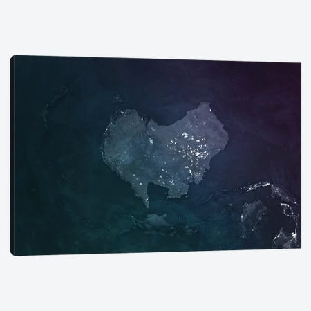 Australia Canvas Print #MBA17} by Marco Bagni Canvas Wall Art