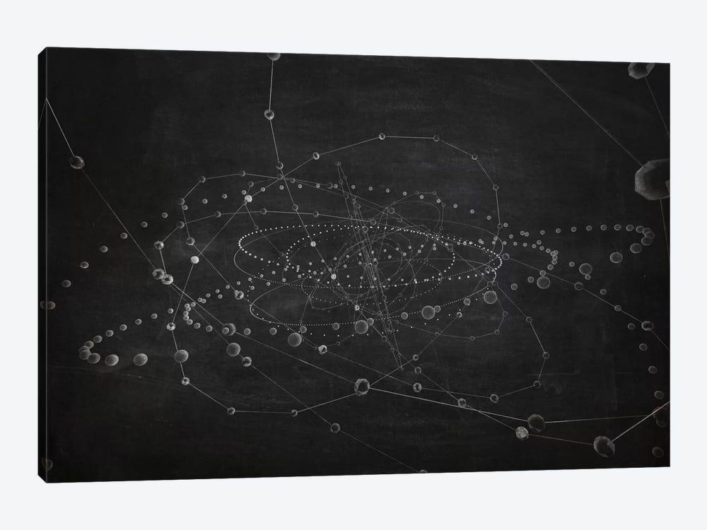 Core II (Dark) by Marco Bagni 1-piece Canvas Artwork